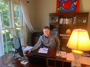 sentner home office photo